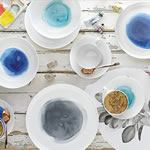 Ecology Seasons Watercolour Dinnerware Collection