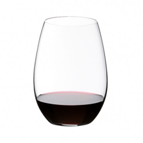 O Range Stemless Shiraz Glass
