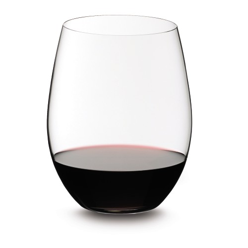 O Range Stemless Cabernet Merlot Glass Pair
