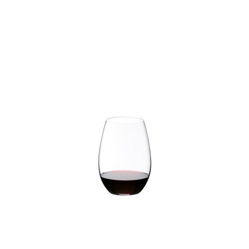 O Range Stemless Shiraz Glass Pair
