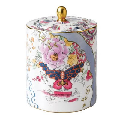 Butterfly Bloom Tea Caddy