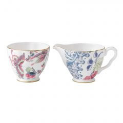 Butterfly Bloom Sugar and Creamer Set