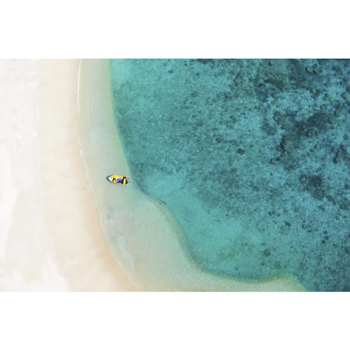 $100 Voucher towards an Aquabumps Idyllic Beaches Print