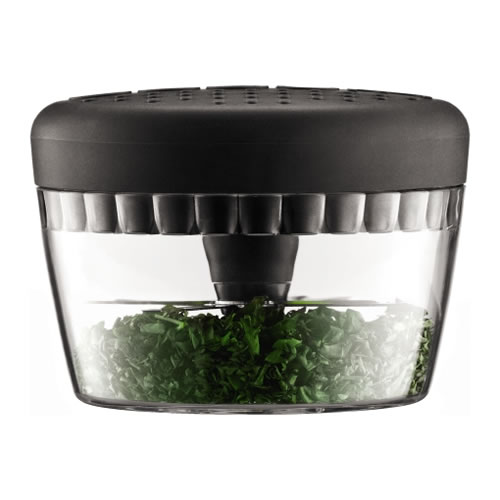 Black Herb Chopper