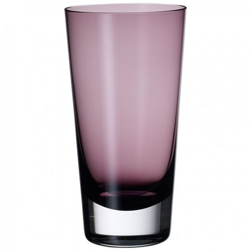 Colour Concept Highball Tumbler Lavender Set
