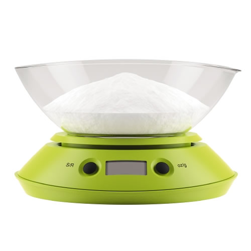 BISTRO Kitchen Scale Lime