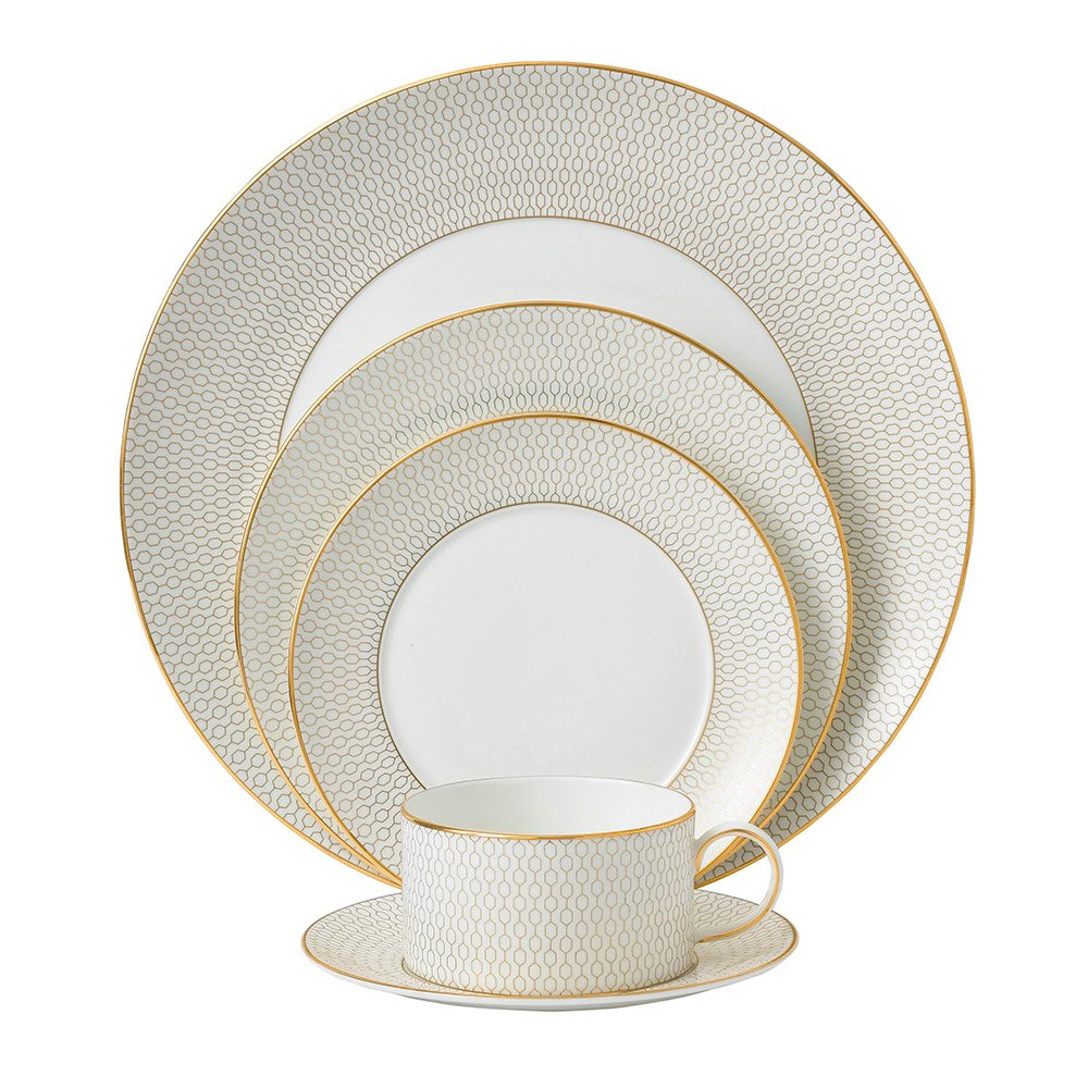 Wedgwood Arris 5 Piece Place Setting