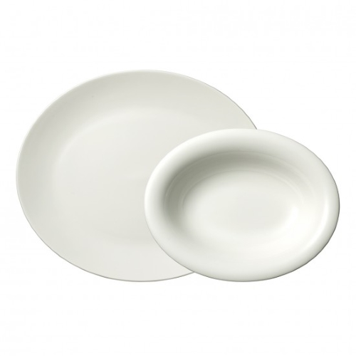 Vera Perfect White Serving Set of 2