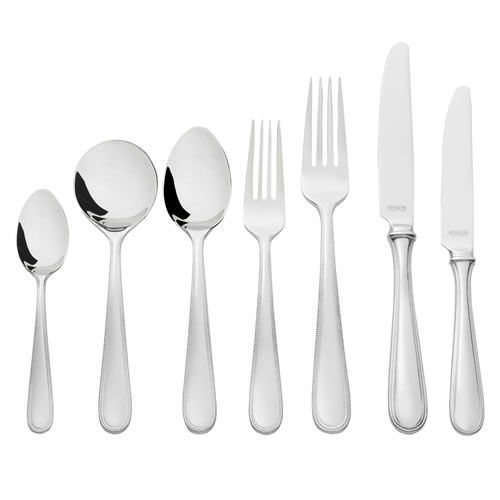 56 Piece Infinity Cutlery Set