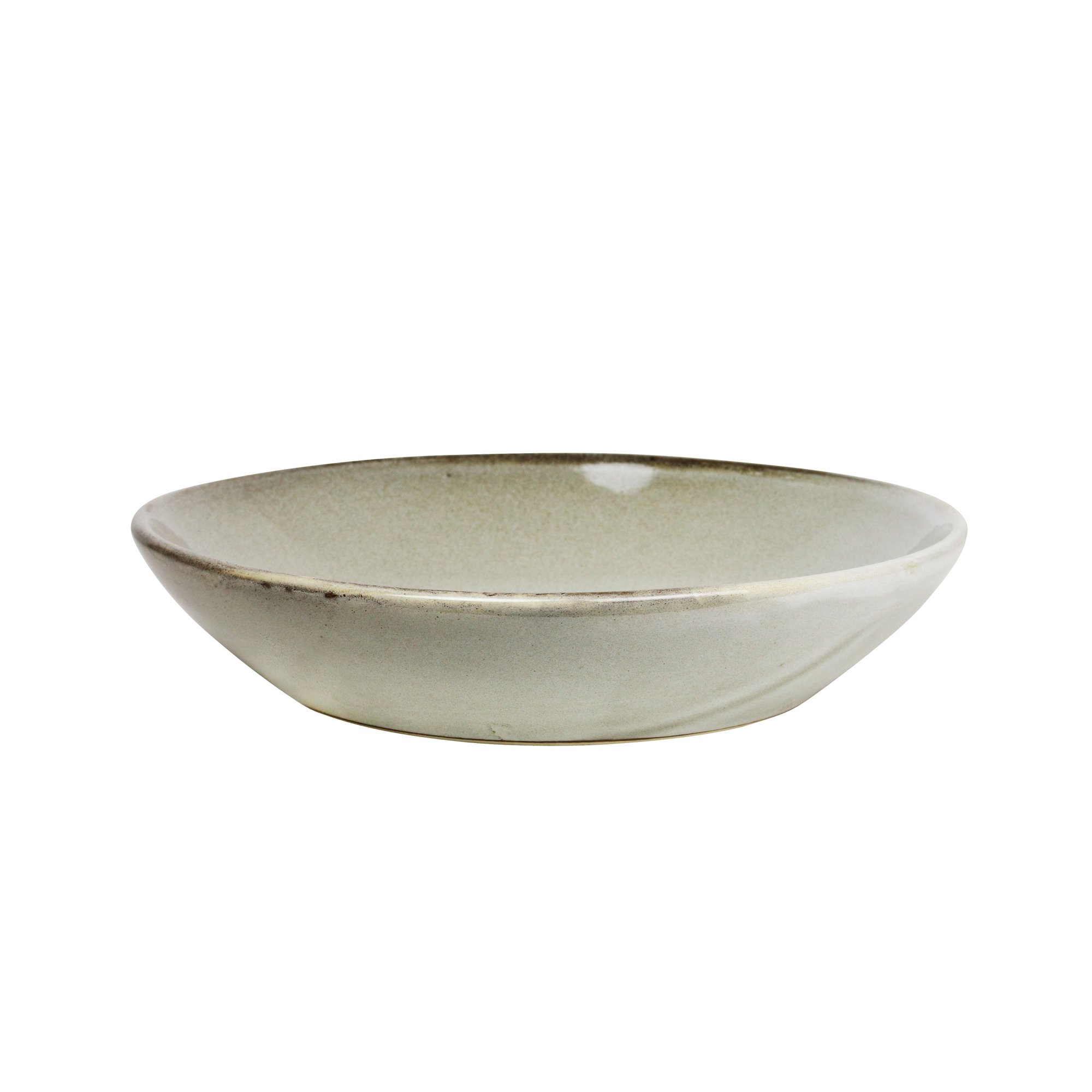 Terra Serving Bowl in Saltbush