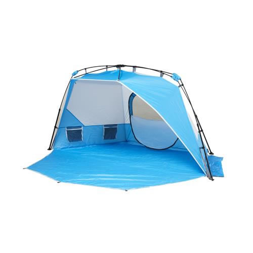 Blue Instant up Beach Shelter