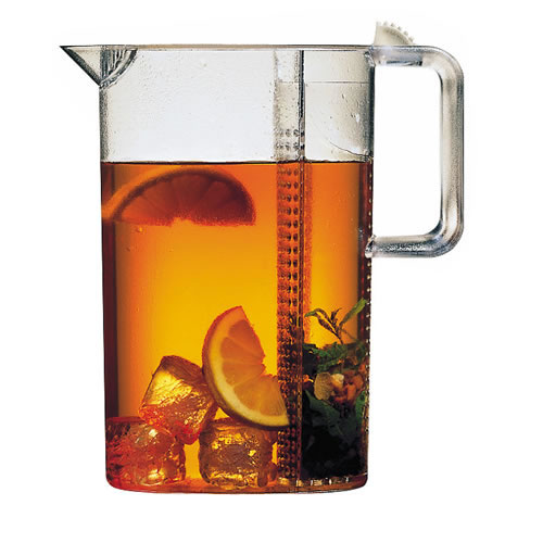Ceylon Ice Tea Jug with Infuser Insert 1.5Ltr