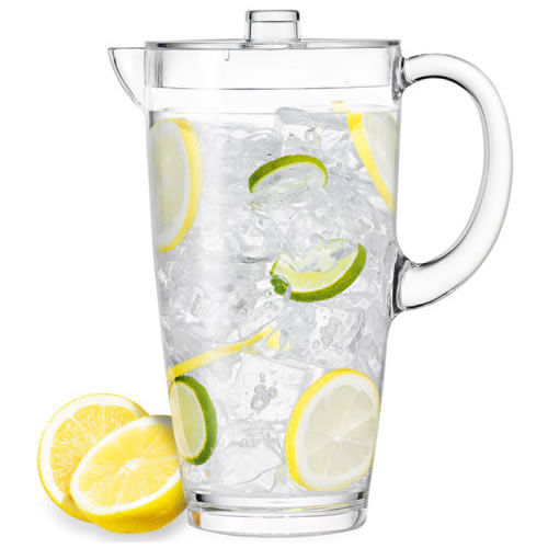 Alfresco Polycarbonate Water Pitcher 2.3L