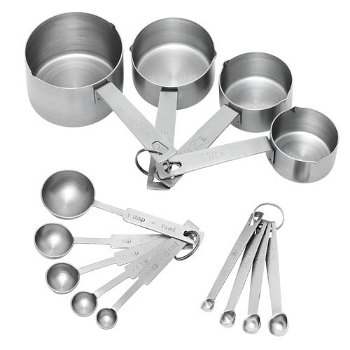 Bakers Dozen Measuring Set