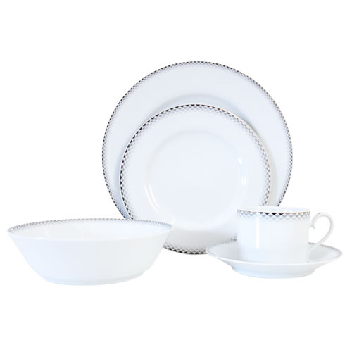 City Dawn 20pce Dinner Set