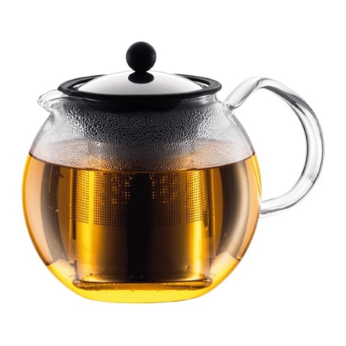 ASSAM Teapot with Stainless Steel Filter 8 cup