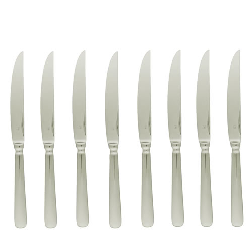Tablekraft Bogart Steak Knife Solid Handle Set