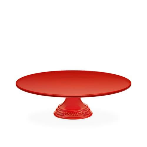 Chasseur Cake Stand in Red