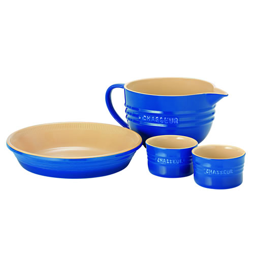 4 Piece Starter Set Blue
