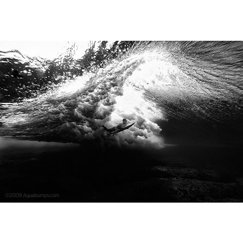 $200 Voucher towards an Aquabumps Black & White Print