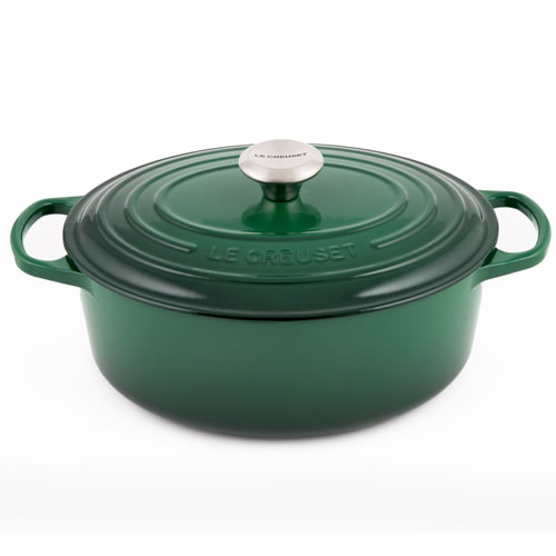 Kale Signature Oval Casserole 29cm plus a FREE PAIR OF SALT & PEPPER MILLS Valued at $130