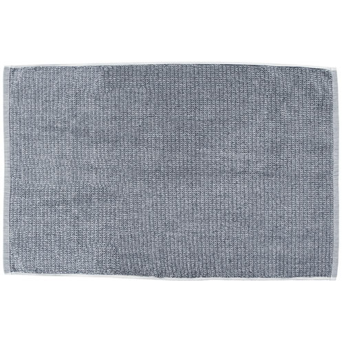 Grey Tweed Hand Towel