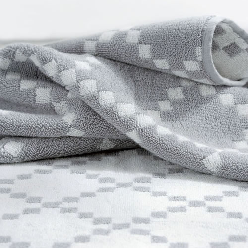 Diamond Face Towel