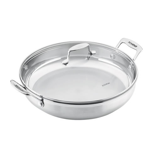 SCANPAN IMPACT 32cm Chef Pan