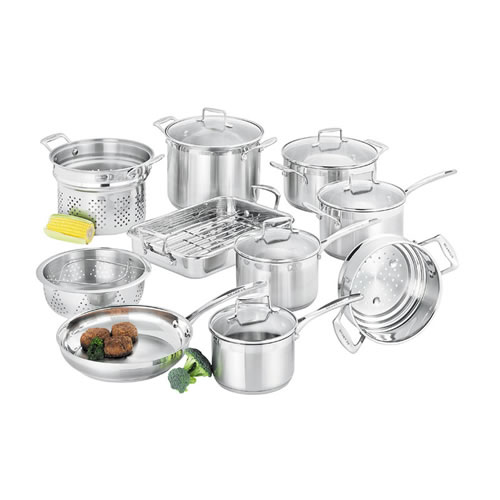 IMPACT 10 Piece Cookware Set