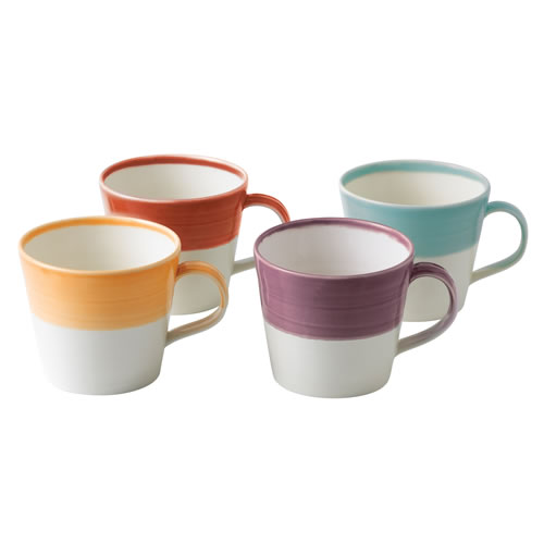 1815 Warm Tapas Mugs Set