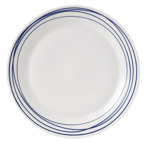 Royal Doulton Pacific Lines Dinner Plate 28.5cm