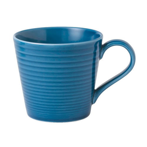 Maze Denim Mug 450ml