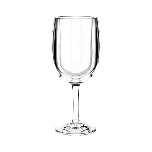 Small Classic Wine Polycarbonate Glass