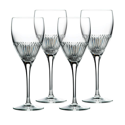 Royal Doulton Calla Crystal Goblet Set