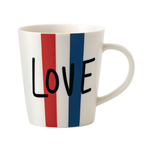 Love Mug ED Ellen DeGeneres Crafted by Royal Doulton