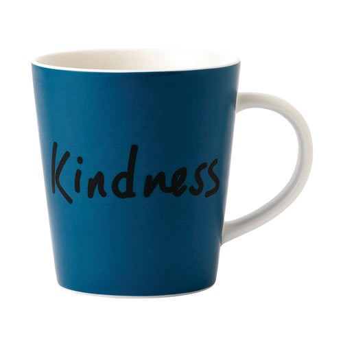 Kindness Mug ED Ellen DeGeneres Crafted by Royal Doulton