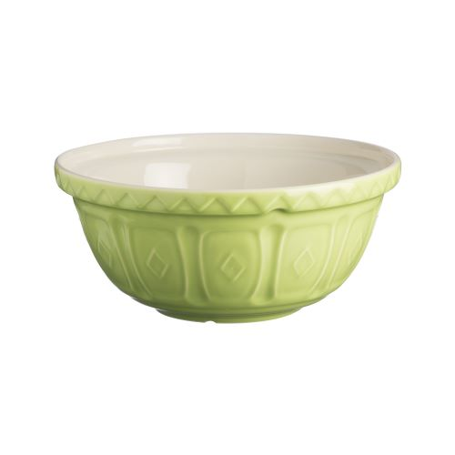 Colour Mix Mixing Bowl in Bright Green