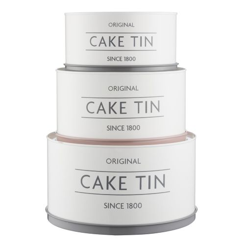 Innovative Kitchen Set of 3 Cake Tins
