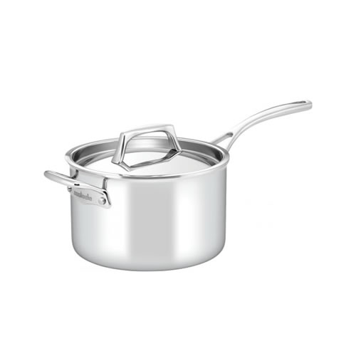 Essteele Per Sempre 20cm Covered Saucepan