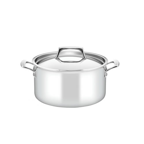 Essteele Per Sempre 24cm 5.7L Covered Stockpot