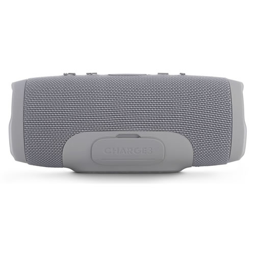 JBL Charge 3 Portable Wireless Speaker in Grey