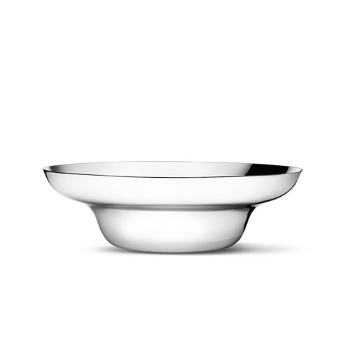 Alfredo 28 cm Bowl in Stainless Steel
