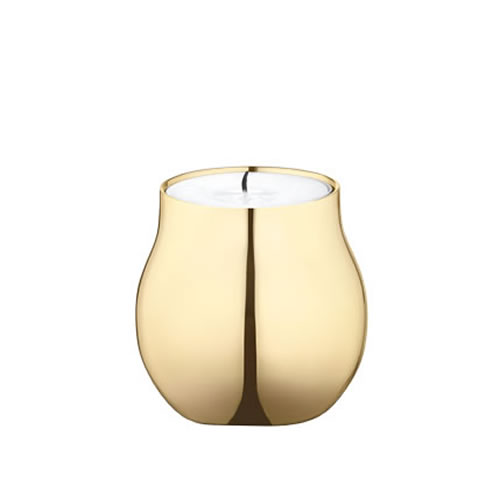 CAFU Gold Plated Tealight Holder