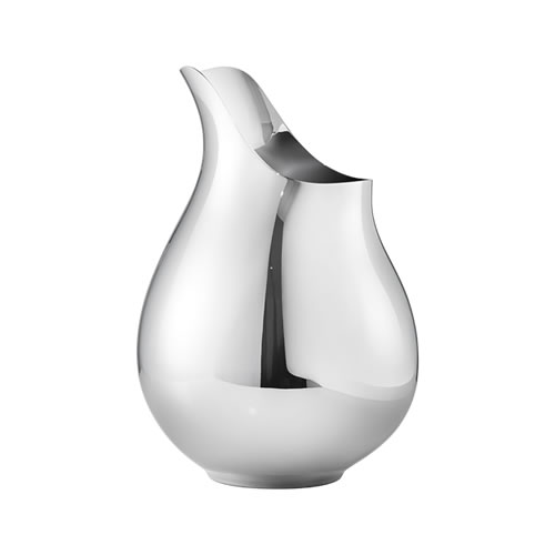 ILSE Vase Stainless Steel in Medium