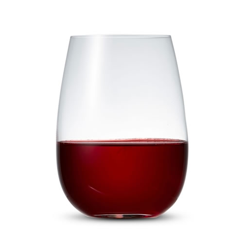 CUVEE Stemless Wine Glasses