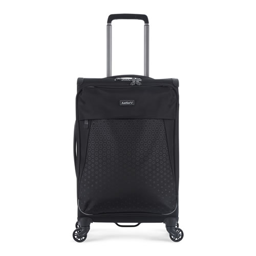 Oxygen Cabin Roller Case in Black