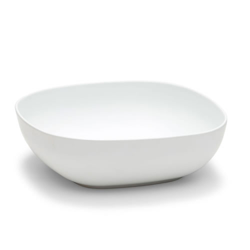SHADE Salad Bowl in White