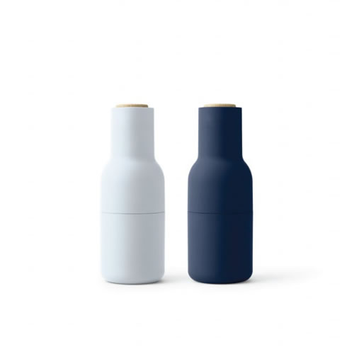 Menu Bottle Grinder Set in Blues