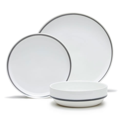 OLSEN Dinner Set 12 Piece