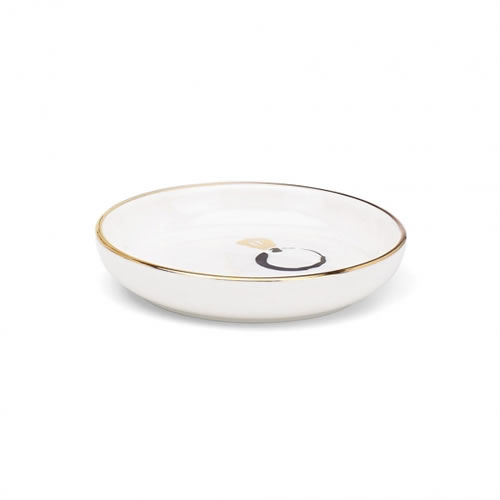 kate spade new york Daisy Place Ring Dish 9.5cm